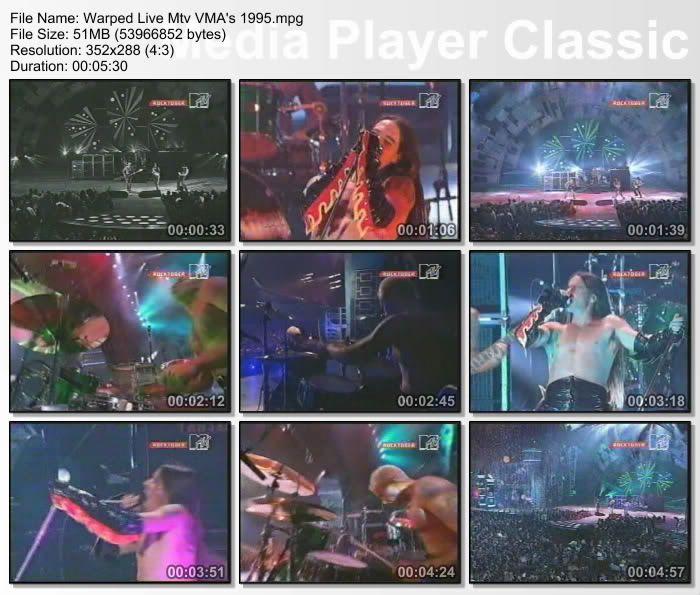 [Video] 1995.09.07 - Radio City Music Hall, New York, NY, USA - MTV Awards 19950907