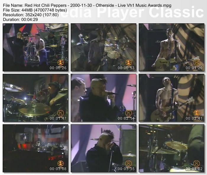 [Video] 2000.11.30 - Shrine Auditorium, Los Angeles, CA, USA - VH1 Awards 20001130