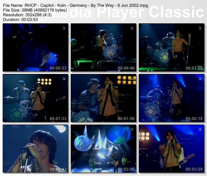 [Video] 2006.05.06 - Rockefeller Center Studio, New York City, NY, USA - Saturday Night 20020606
