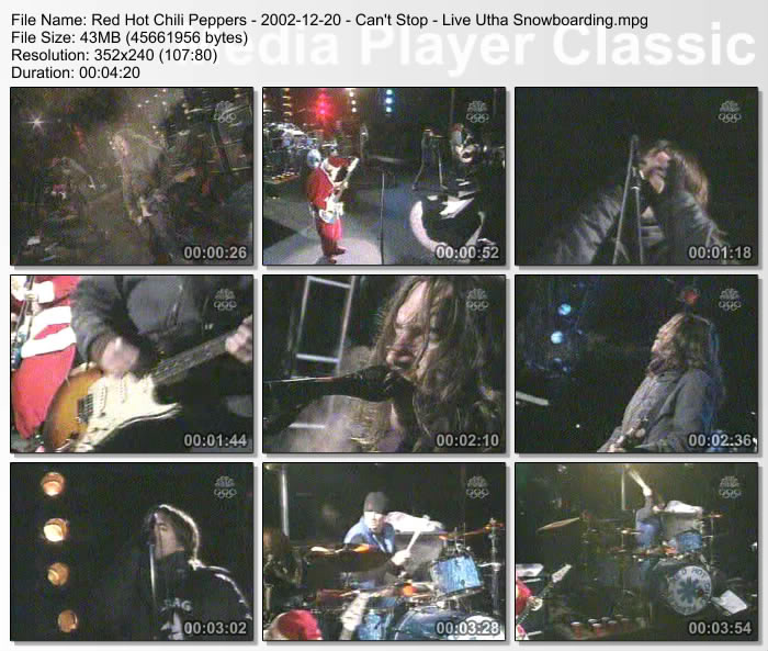 [Video] 2002.12.20 - Park City Mountain Resort, Las Vegas, NV, USA - Chevy Truck U.S. Snowboard Grand Prix 20021220