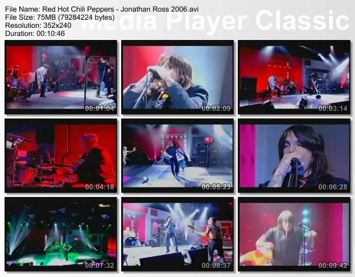[Video] 2006.04.14 - Jonathan Ross Show, London, England 20060414