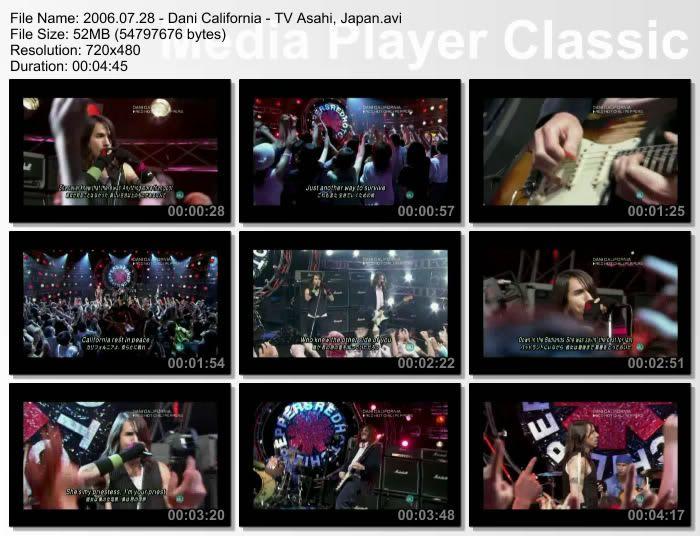 [Video] 2006.07.28 - TV Asahi, Tokyo, Japan - Music Station 20060728