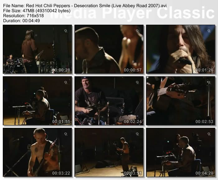[Video] 2006.11.20 - Abbey Road Studios, London, England 20061120