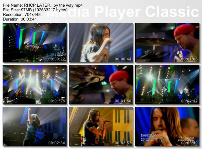 [Video] 2006.11.21 - BBC Studios, London, England - Later with Jools Holland 20061121