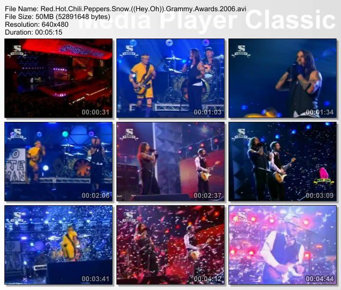 [Video] 2007.02.11 - Staples Center, Los Angeles, CA, USA - Grammy Awards 20070211