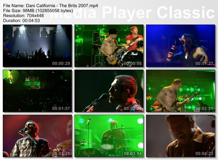 [Video] 2007.11.14 - Earl's Court, London, England - Brit Awards 20070214
