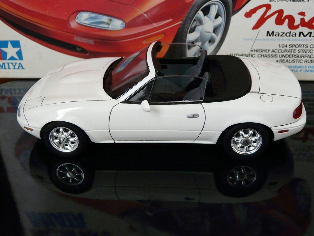 Mazda Miata MX-5 Tamiya - Reforma P1030806