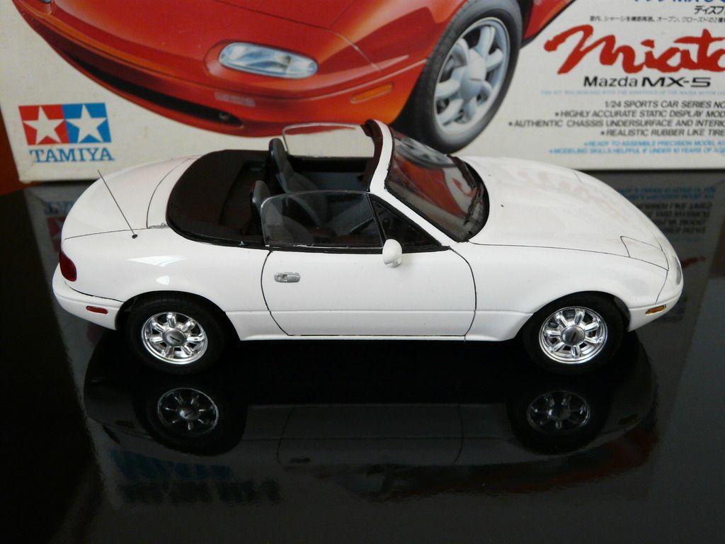 Mazda Miata MX-5 Tamiya - Reforma P1030859