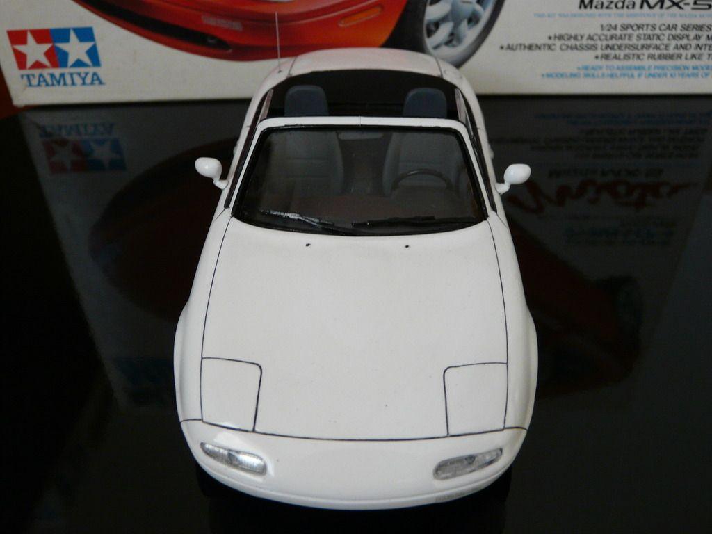 Mazda Miata MX-5 Tamiya - Reforma P1030874