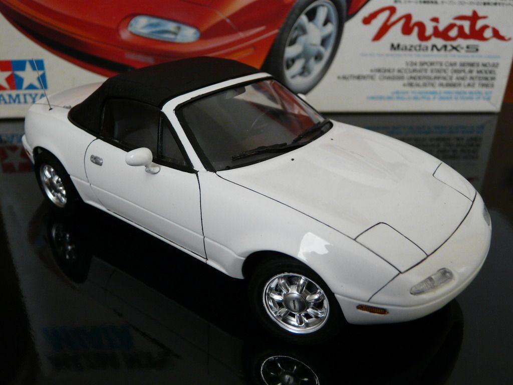 Mazda Miata MX-5 Tamiya - Reforma P1030878