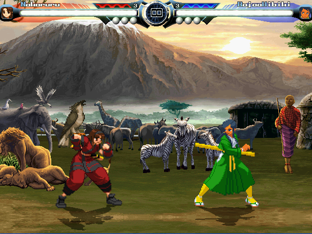 Samurai shodown 6 : Africa HR! 29-03-200910-00-39pm