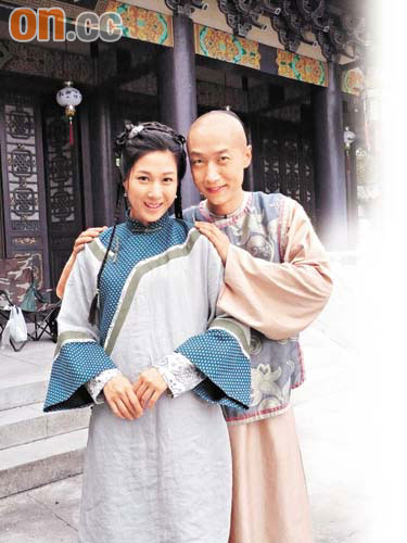 Linda Chung most enjoys working with Steven Ma 0626_00282_028b1
