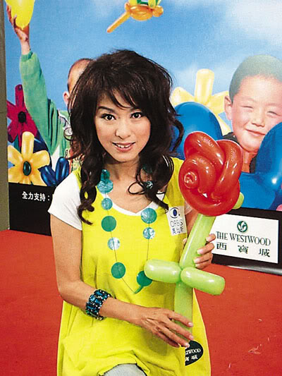 Michelle Yim feels relieved that Wan Chi Keung is much better En0629g