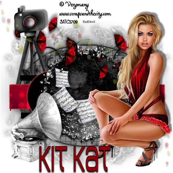 Template Challenge 17th-23rd 2013 TempKitKat