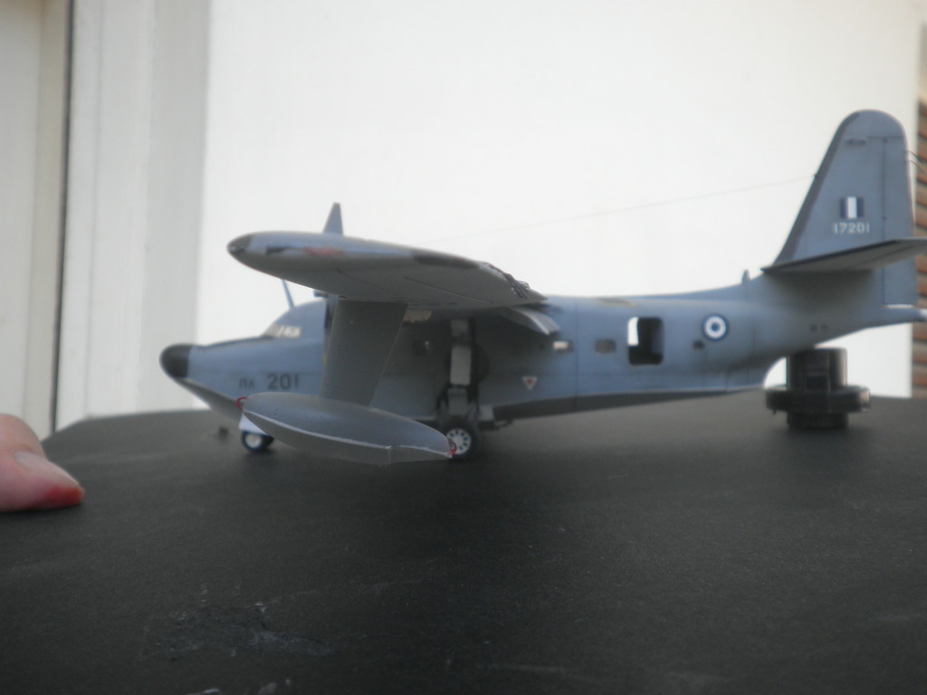 Hu-16B Albatross 353 ΜΝΑΣ 1/72 Monogram P6010026