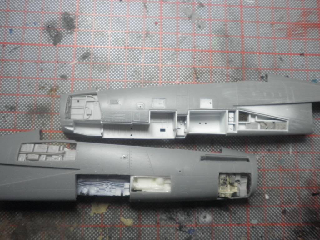 F-14A Tomcat Su-22 killer Hobbyboss 1/48 PB260002