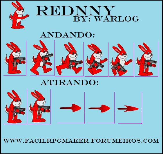 rednny,coelho,vermelhr,assacino,bunny,red,killer,gun,arma