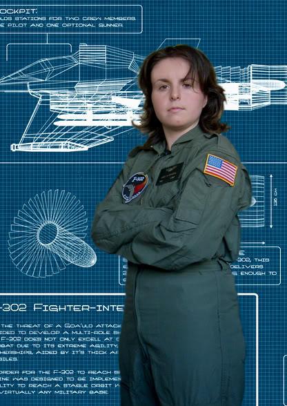 Tenues Stargate en tout genre F-302pilot2