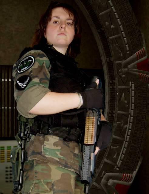 Tenues Stargate en tout genre Avatar