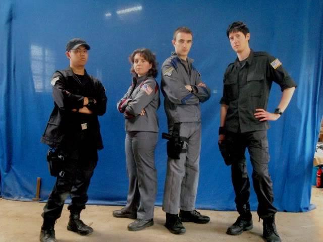 Tenues Stargate en tout genre Inglange063