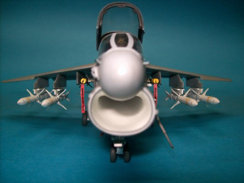 A-7E corsair II, 1/48 hasegawa. A7-06