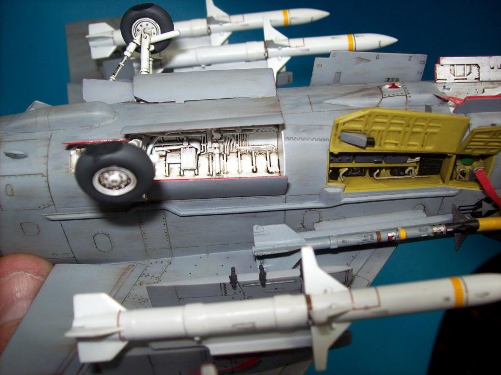 A-7E corsair II, 1/48 hasegawa. A7-36