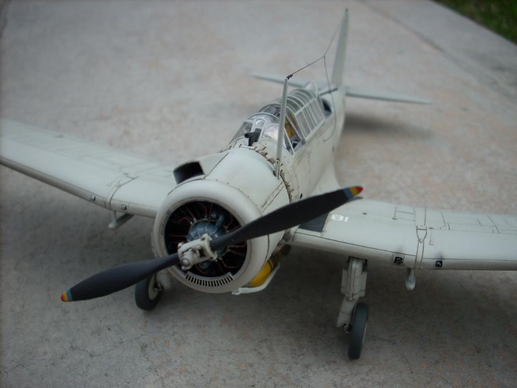 SB2U-3 vindicator, Pearl Harbor  1/48 Imagen071