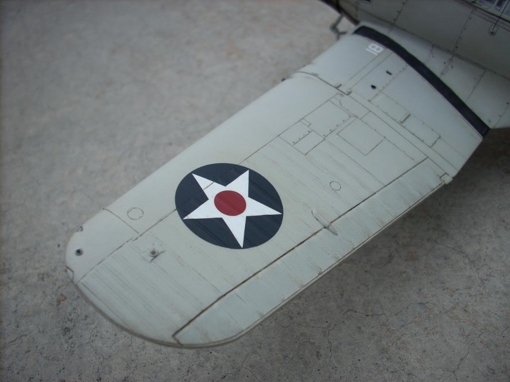SB2U-3 vindicator, Pearl Harbor  1/48 Imagen078