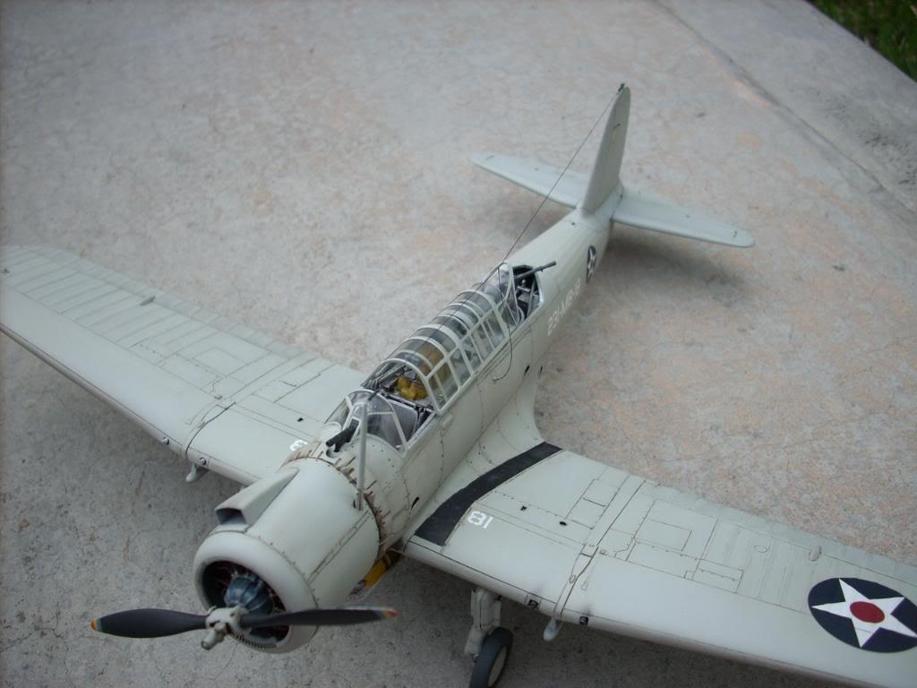 SB2U-3 vindicator, Pearl Harbor  1/48 Imagen088
