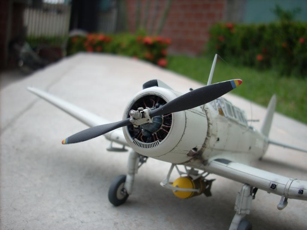 SB2U-3 vindicator, Pearl Harbor  1/48 Imagen090