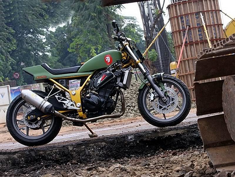 250 Ninja Ninja250Flattrack-5