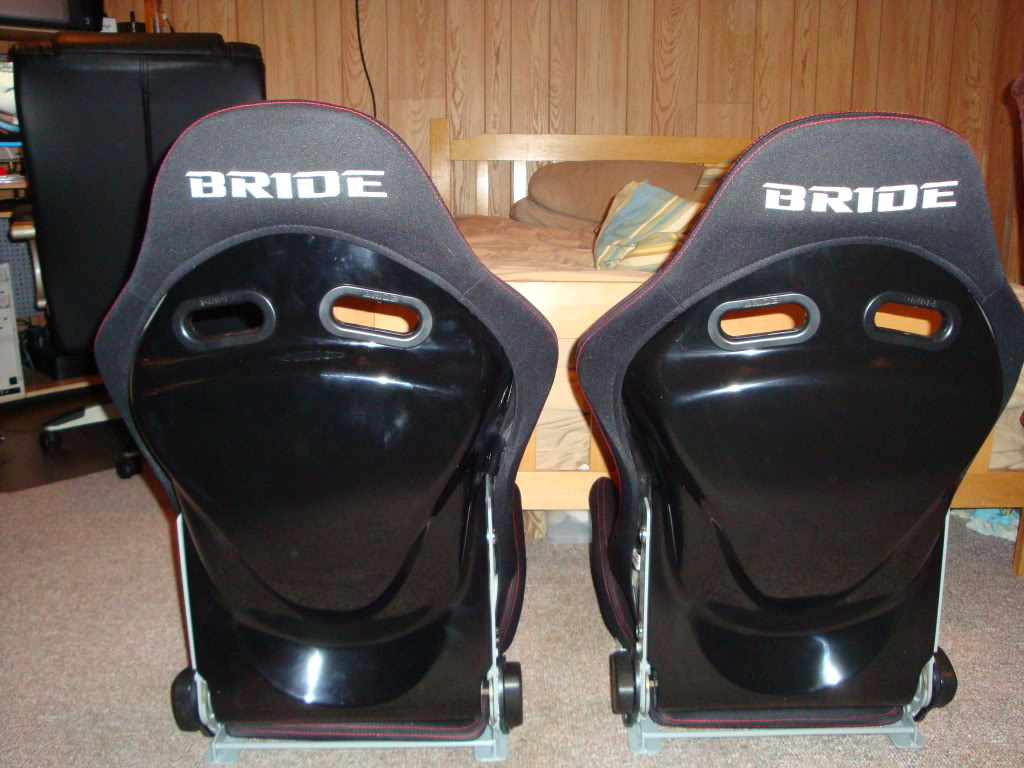 **Replica Bride and Recaro Bucket seats GB LIVE!! BrideSeats010