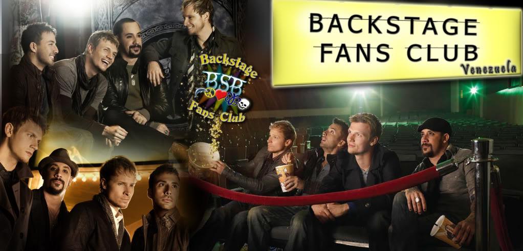 BackStage Fans Club