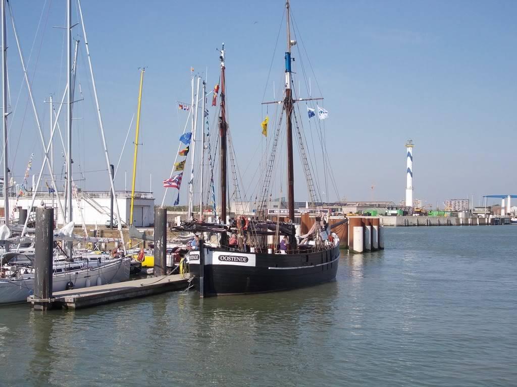 sortie en mer lors de Oostende à l'Ancre DSCN23711280x768