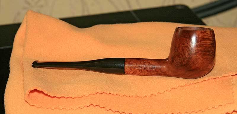 LORD ABBOTT Meerschaum Lined - restauracija IMG_2547