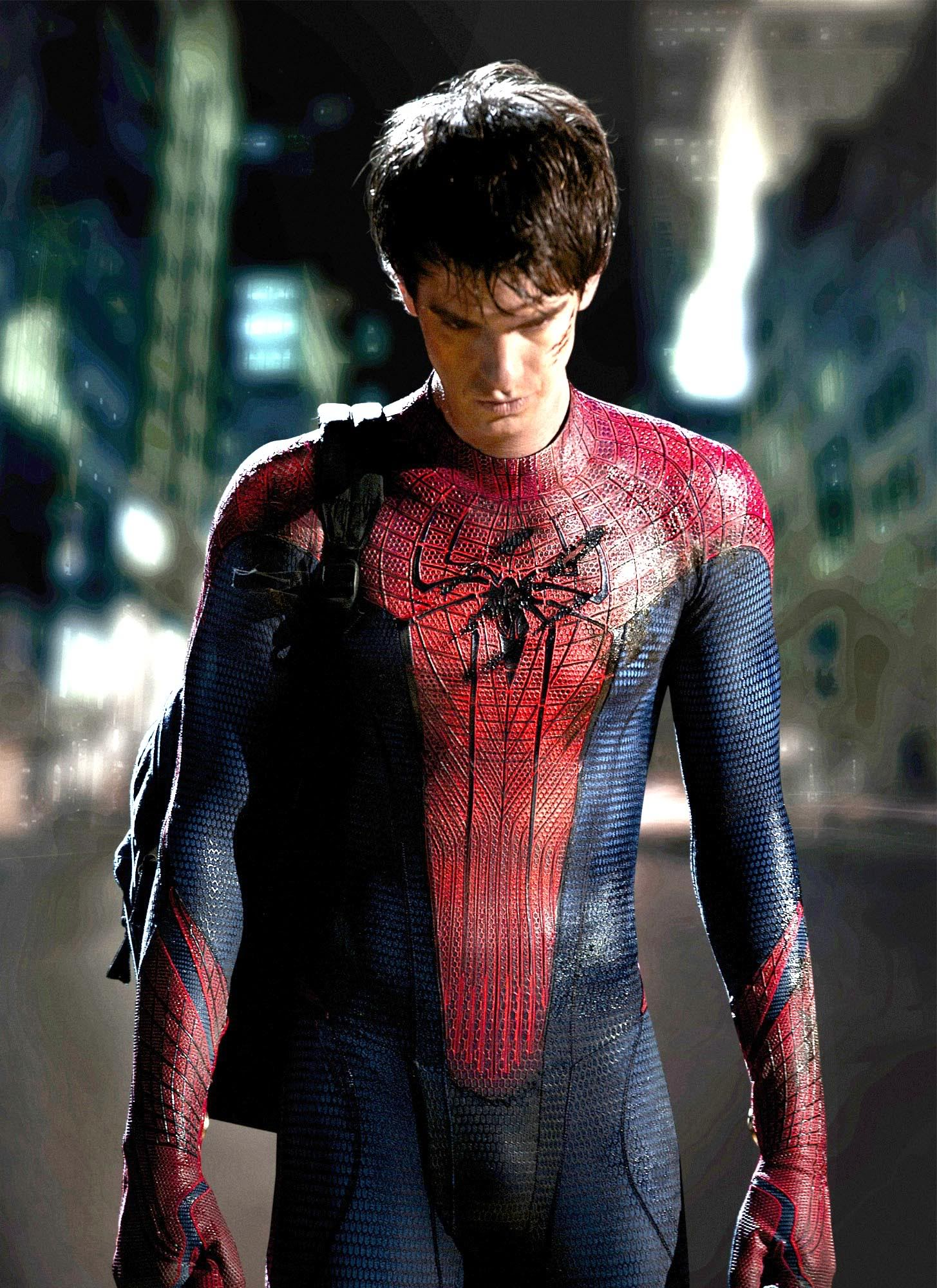 The Amazing Spider-Man 2 - Página 4 Spidy