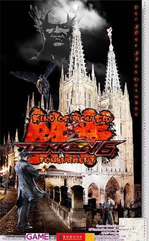 King of Iron Cid Tournament - Burgos (30 y 31 de Octubre) Cartelforo