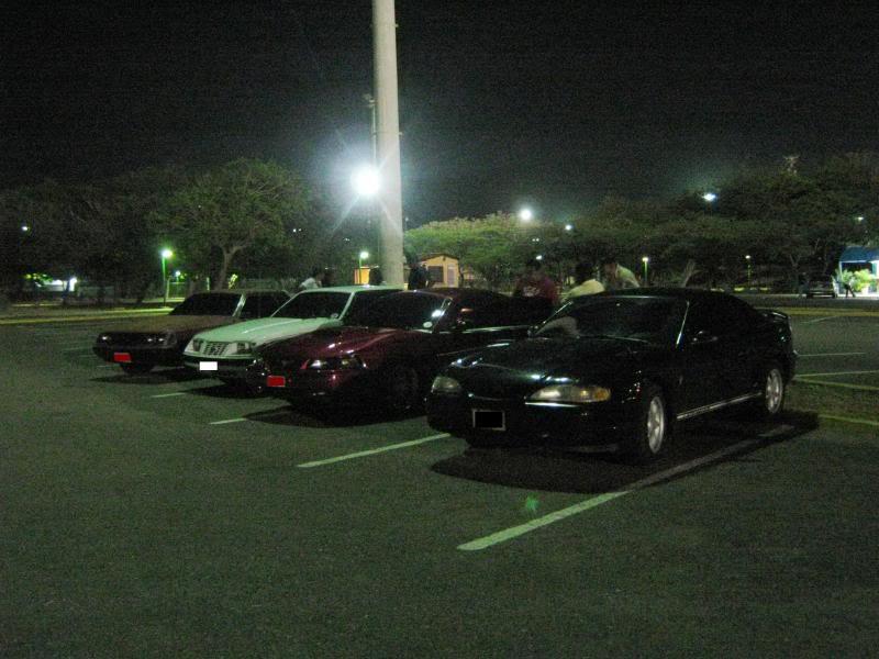 Reunion y Aniversario 45ª del Mustang (18-04-2009) Fotos015A