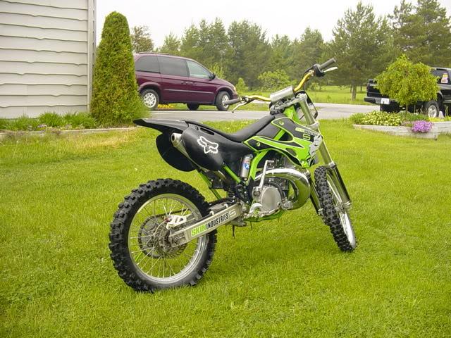 Mon KX 250 KX