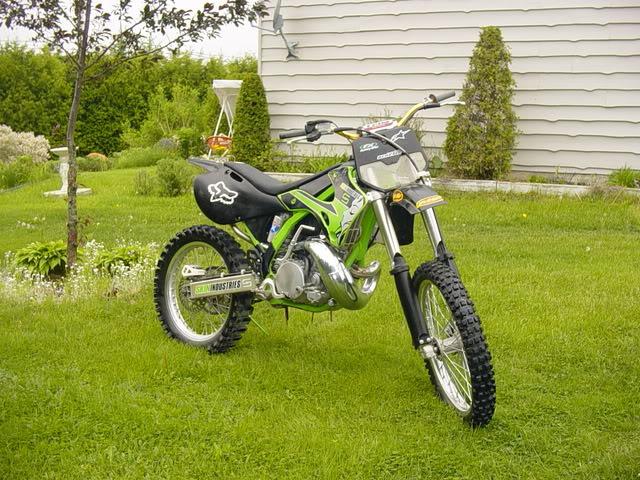 Mon KX 250 KX2