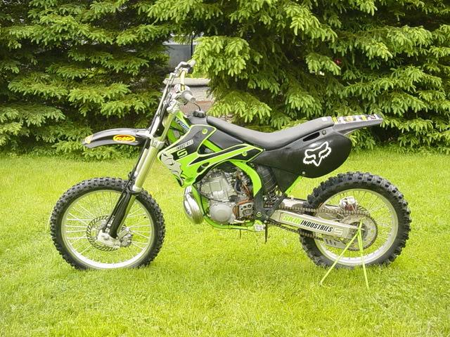 Mon KX 250 KX5