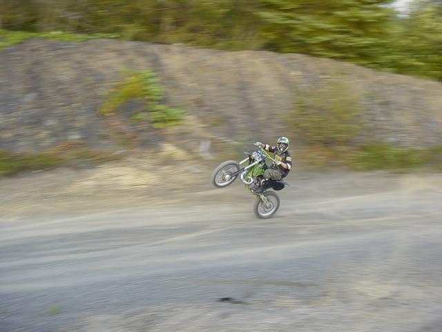 Mon KX 250 Wheel