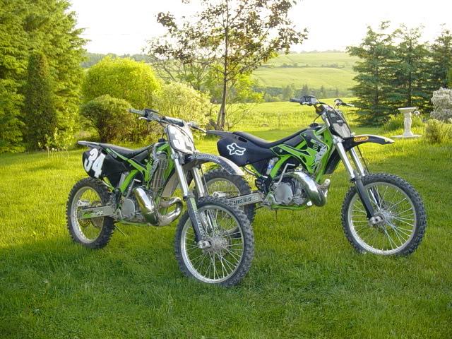Mon KX 250 Teamskin4
