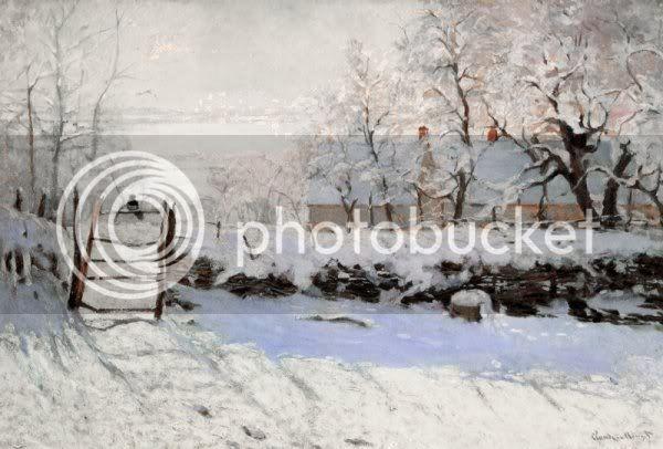 Claude Monet Monet_magpie