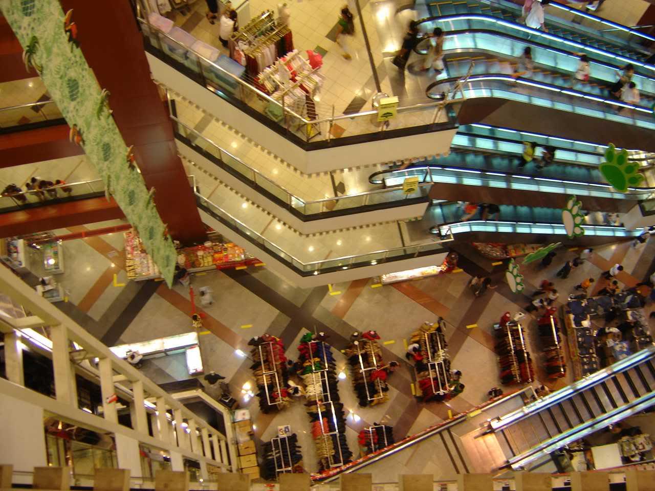 le Centre Commercial Pkin096R