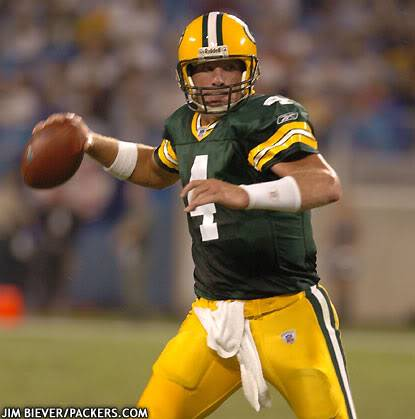 Number 4 is back! Greenbay