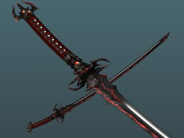 armas de hypnos DaeNodachi