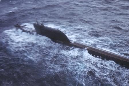 قصة الغواصة الروسية K-19 K19a