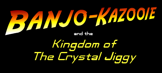 The Logo (MH26- Come in here!) BanjoKingdom