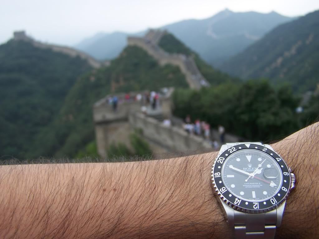 Grande Muraille, Badaling